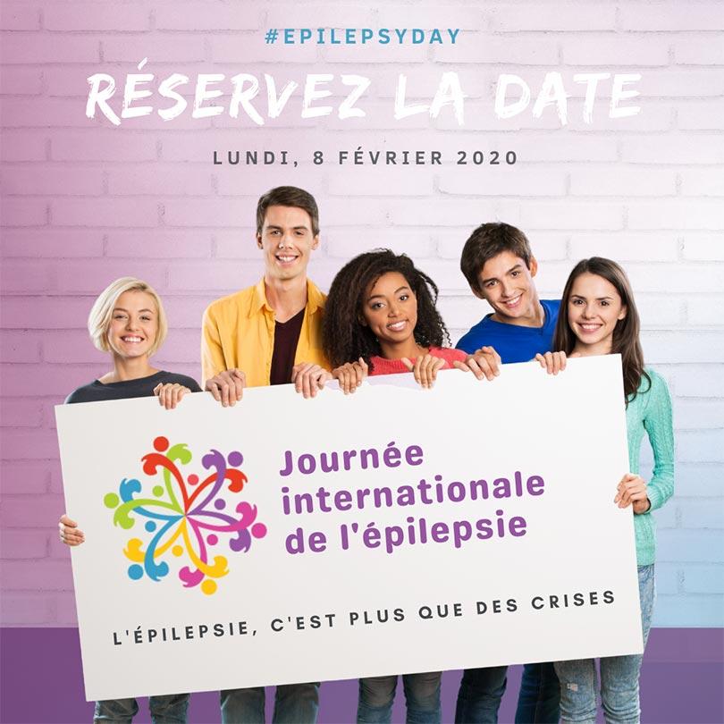 journée internationale de l'épilepsie